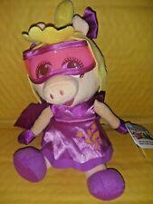 "Disney Junior Muppet Babies Super Fabulous Piggy Stuffed Plush Plush Toy 6"""