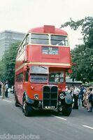 London Transport RT190 Hyde Park 1979 Bus Photo