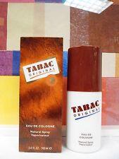 TABAC ORIGINAL BY MAURER & WIRTZ Eau De Cologne SPRAY 3.4 OZ / 100 ML NEW IN BOX
