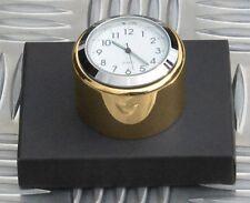 NEW British Made Brass Triumph Bonneville® / Thruxton Stem Nut Clock