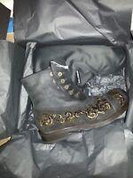 Dolce&Gabbana Baroque boots