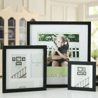 """1PC 5/"""" 6/"""" 7/"""" 8/"""" Multi-size Room Decor Wooden Picture Photo Wall Frame Hot FI"""