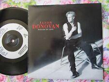 Jason Donovan – Mission Of Love Polydor Records PO 222 UK 7 inch Vinyl Single