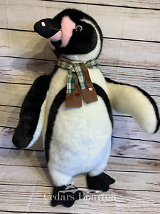 Charlie Bears `Waddle` Large Limited Edition Penguin