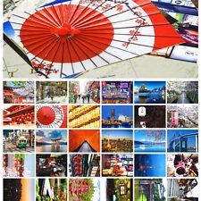 LOTS 30PCS Tokyo City Postcards Travel Street Sakura Fuji View Post Card