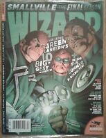 WIZARD COMICS MAGAZINE #232 December 2010 Sealed, Green Lantern cover