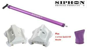 Siphon drywall products™ Taping and Toping Internal Corner Kit