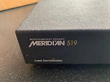 Meridian 519 Laser Demodulator