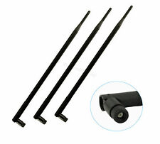 3 Brand NEW Replacement for 9 dBi Wi-Fi RP-SMA Dipole Omni Antenna For ARS-N19