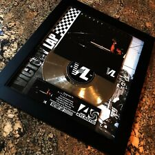 Nipsey Hussle Victory Lap Music Award Record Disc Album