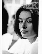 ANOUK AIMEE Un Homme et une Femme LELOUCH New Wave Pierre BAROUH Photo 1966