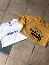 Hurley T Shirt Size Small