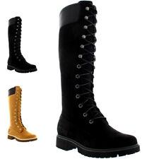 "Womens Timberland Premium 14"" Waterproof Earth Keeper Knee High Boots US 5-10"