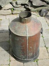Antique Copper Moonshine Still ~ Vintage Boiler Pot ~ Well Used