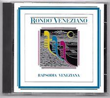 RARE CD / RONDO VENEZIANO - RAPSODIA VENEZIANA / 13 TITRES (ALBUM ANNEE 1986)