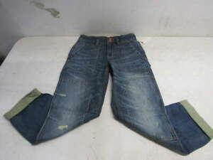 Anthropologie Pilcro Women's US 27 Cargo Jeans -Denim