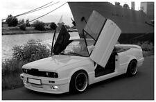 For BMW 3 Series E30 Coupe Cabrio Full M Tech II 2 Bodykit
