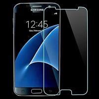 2x glas für Samsung Galaxy S6 Schutzglas Displayglas Folie Echt Glas 9H