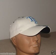 Tampa Bay Rays Structured Baseball Hat New MLB Cap Adult One Size FREE SHIPPING
