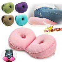 Dual Comfort Cushion Lift Hips Up Seat Cushion X