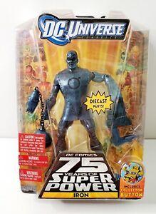 2009 Mattel DC Universe Classics Iron Action Figure Darkseid BAF Diecast Parts