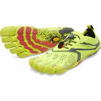 Vibram FiveFingers Women's Size 38 / 7.5 - 8 V-Run Yellow Running Shoes 17W7005