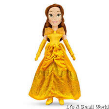 """Disney Store Princess Belle Plush Soft Large Doll 21"""" H Beauty and the Beast NWT"""