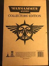 Warhammer 40k Rulebook Collectors Edition (6th Edition) - Brand New (in box)