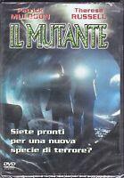 Dvd **IL MUTANTE** nuovo 2001