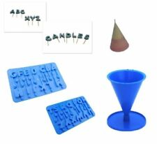 Cone Candle Making Moulds