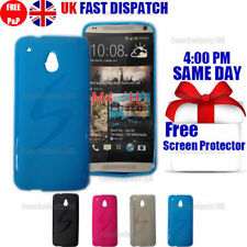 Free! Silicone/Gel/Rubber Cases & Covers for HTC One