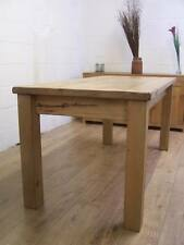 Solid Recliamed Pine Table 5x3,4 x Chairs, Sideboard