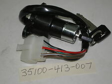 HONDA CM200 CM250 CM400 CM450 CB400 CB450 Ignition Switch 35100-413-007