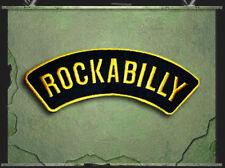 Aufnäher Aufbügler Patch Rockabilly Rock N Roll