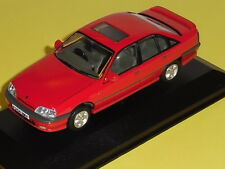 Vanguard Corgi VA14002A Vauxhall Carlton 3000 GSi Carmine Red. 1000 ISSUED