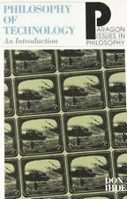 Philosophy of Technology: An Introduction (Paragon Issues in Philosophy), Genera