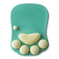 3D Kawaii Anime Lovely Cat Paw Holding Mouse Pad Wrist Rests Props Silicone Mat