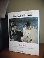 SENSO DVD NUOVO SIGILLATO IL CINEMA DI LUCHINO VISCONTI