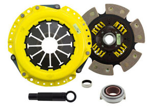 ACT 6-Puck Heavy Duty Clutch Kit For Honda/Acura 02-06 RSX / 02-11 Civic Si