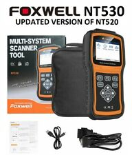 FOXWELL NT530 PORSCHE DIAGNOSTIC SCANNER TOOL AIRBAG ABS ENGINE RESET NT510 520