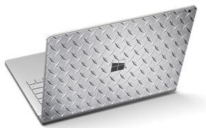 LidStyles Metallic Laptop Skin Protector Decal Microsoft Surface Book 1704