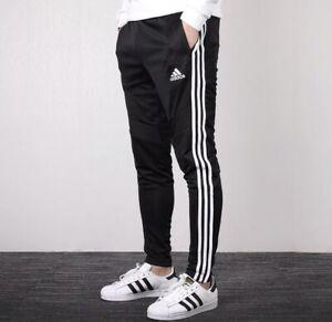 NEW adidas Tiro 19 S1906GHTAN105 Size XL Men's Soccer Pants - Black/White