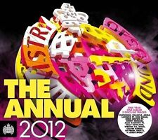 NEW Ministry of Sound: Annual 2012 (Audio CD)