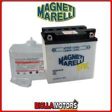 YB9-B BATTERIA MAGNETI MARELLI 12V 9AH PIAGGIO PX80 E 80 - MOB9-B/SM YB9B