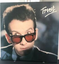Elvis Costello and the Attractions - Trust - LP, vinyl, near mint disc
