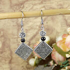 New Chic Fashion Women's Jewelry Silver beads Type Ear Stud Earrings Gift E08