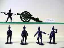 American 1751-1815 Military Personnel Airfix Toy Soldiers