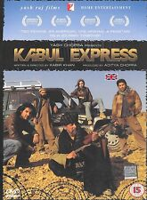 KABUL EXPRESS - JOHN ABRAHAM - ARSHAD WARSI - NEW BOLLYWOOD DVD - FREE POST