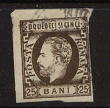 Romania  47 used   catalog   $47.50