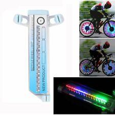 LED RGB Fahrrad Blitz Rad Licht Speichenlicht Reflektor Reifen Beleuchtung Lampe